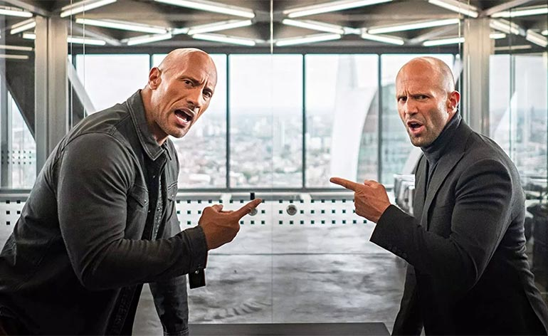 Hobbs and Shaw — Trailer No.2