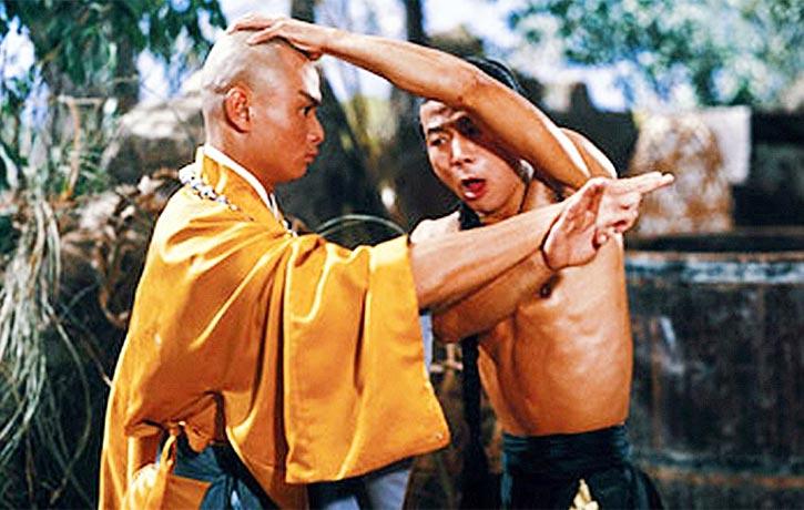 Monk vs Brawn