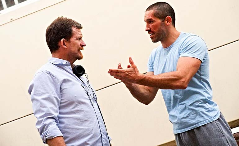 Avengement — Interview with Scott Adkins