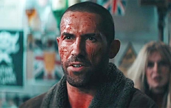 Scott gets an effective makeover as Cain in Avengement