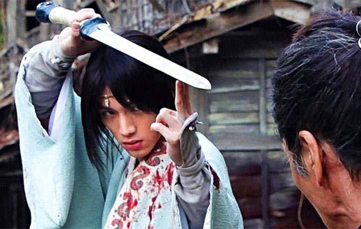 Sota Fukushi as Anotsu wants to rule the Shogunate