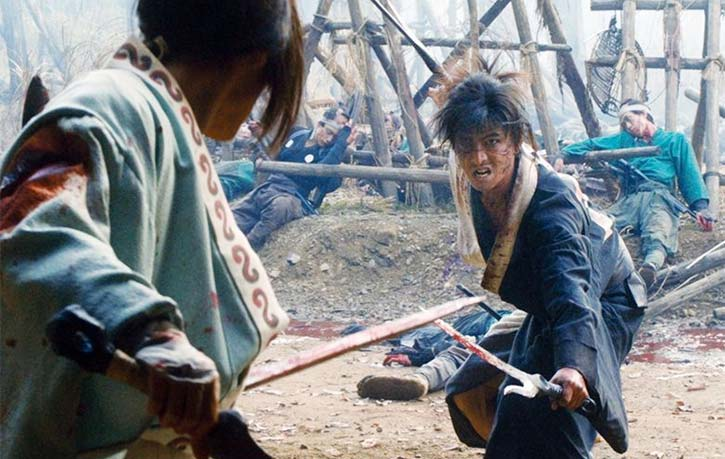 Takuya Kimura on the redemption trail as Manji