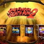 The opening menu of One Finger Death Punch 2