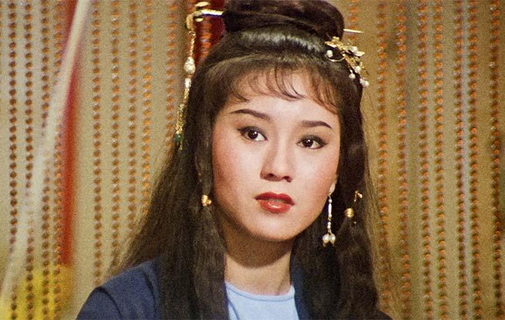 Bonnie Ngai Chau-Wah stars as Sau Sau