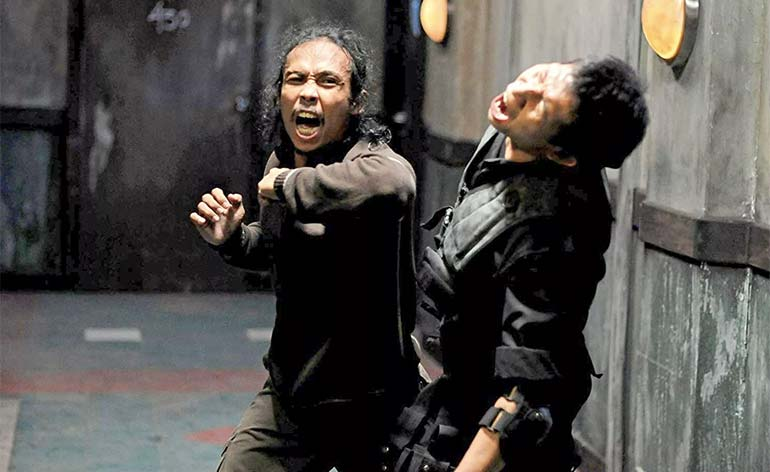 """The Raid"" remake — recent update"