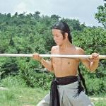 Yun Fei is adept with a pole