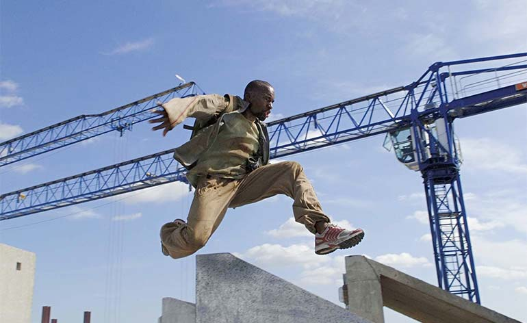Top 5 Parkour Movie Stunt Scenes -Kung Fu Kingdom
