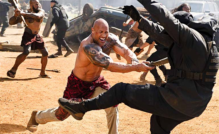 Fast & Furious Presents: Hobbs & Shaw (2019) — Action Special