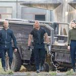 Hobbs, Shaw, and Hattie band together to stop Eteon