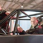 Hobbs and Shaw put the pedal to the metal!
