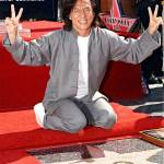 Jackie Chan is the only Chinese actor to have a Hollywood star and handprint at Mann's Chinese Theatre