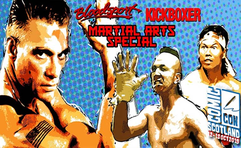 Martial Arts Megastars to Visit UK: 12 – 13 October!