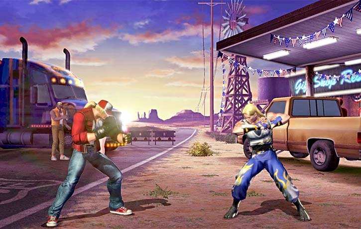 The Bogard brothers have quite the rivalry between each other