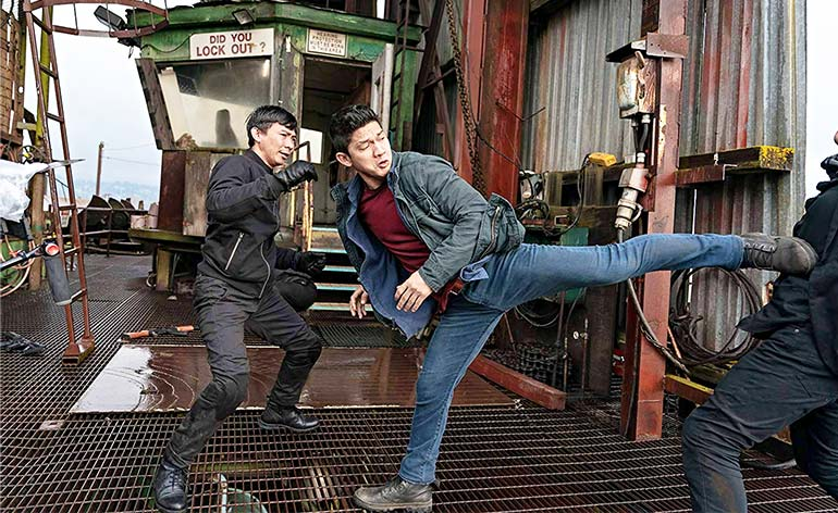 Wu Assassins (2019) -Kung Fu Kingdom
