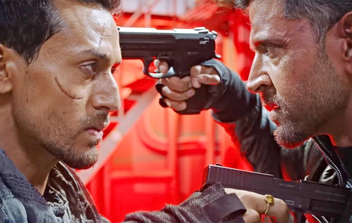Kabir and Khalid have some bad blood to settle