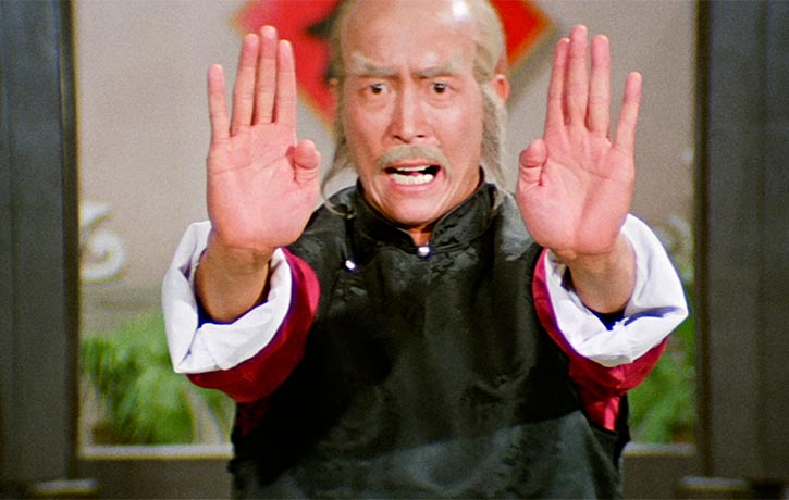 Lee Hoi Sang stars as Master Ko