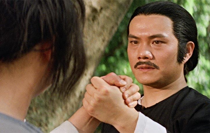 Movie veteran James Tien