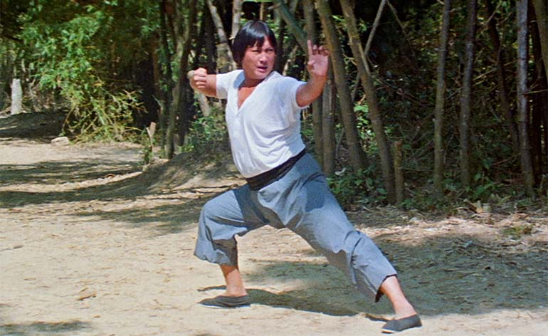 Sammo Hung: Three-Film Blu-ray Box Set Competition!