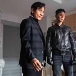 Father Ahn guides Yong-hoo in spiritual warfare