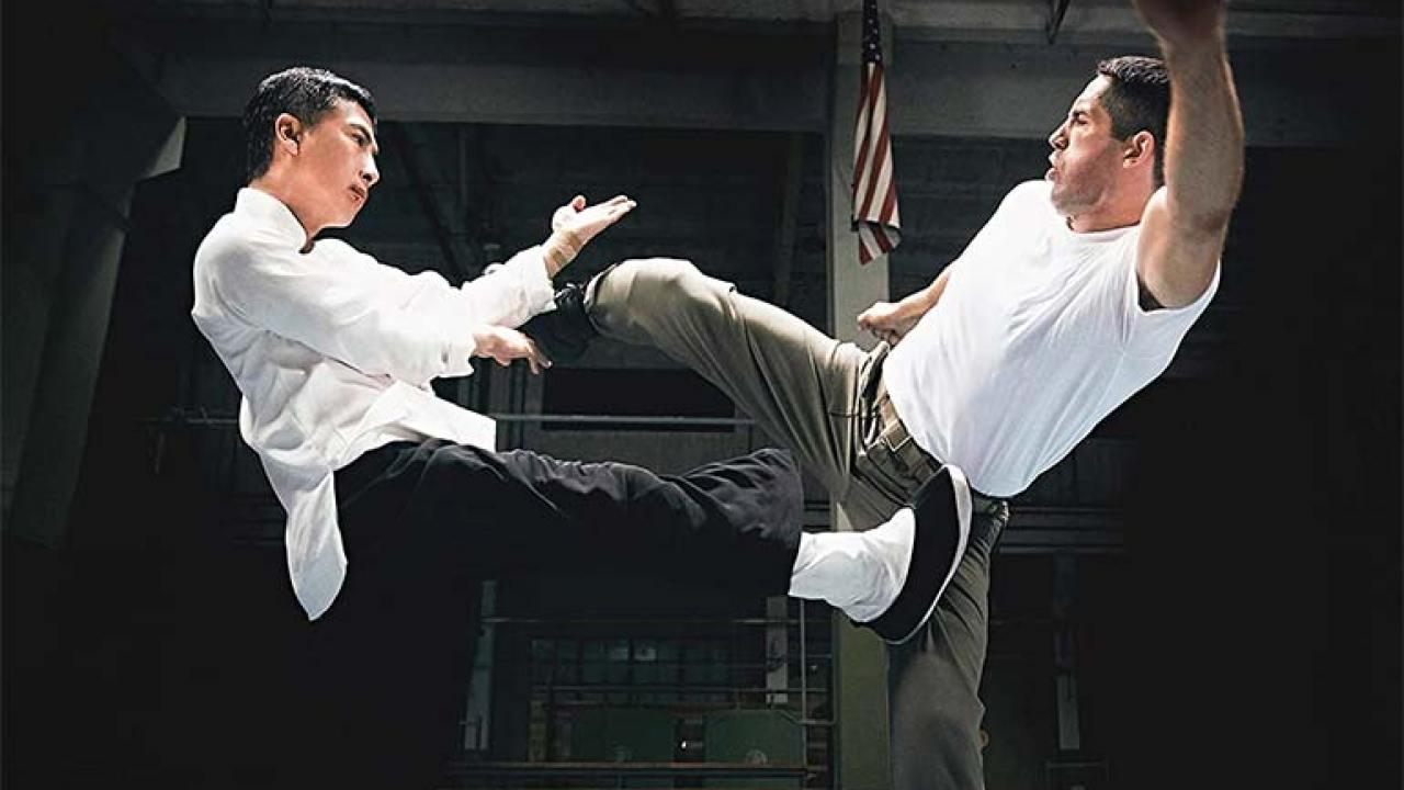 Ip Man 4: The Finale (2019) - Kung-fu Kingdom
