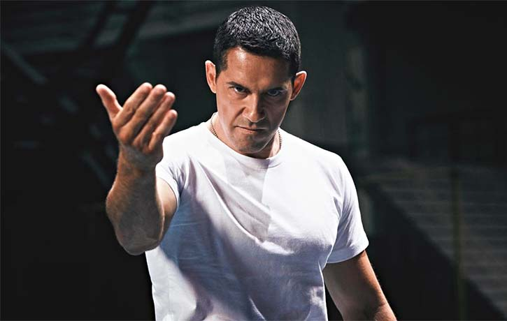 Scott brings his A-game to Ip Man 4!