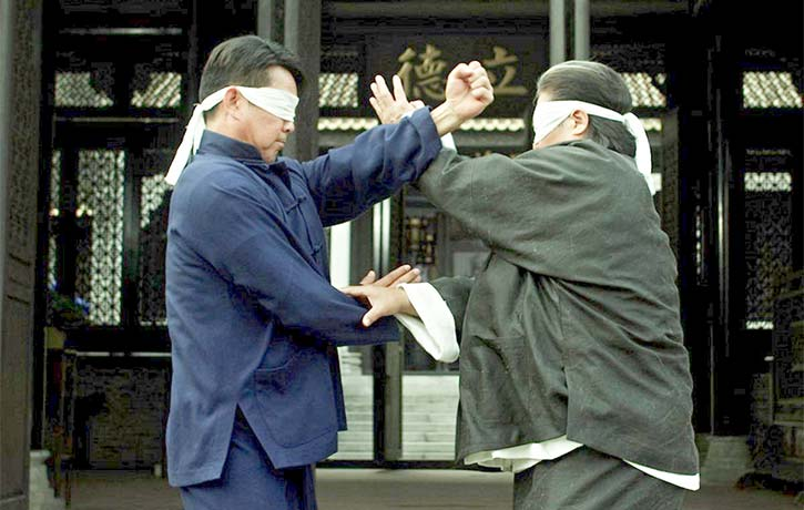 A genuine treat is seeing Sammo Hung and Yuen Biao back in action!