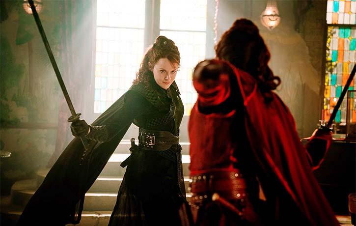 Minerva wages an internal battle