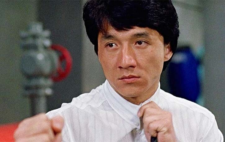 Jackie Chan is Jackie Lung a womanising lawyer