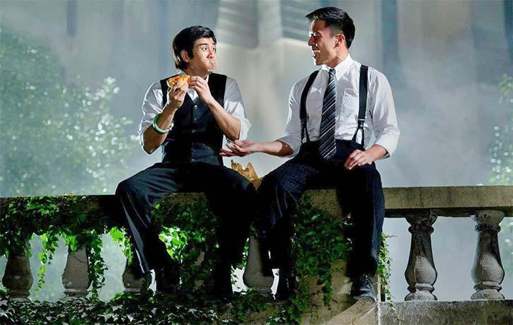 Long Qi helps Ma Yongzhen navigate his new life in Shanghai