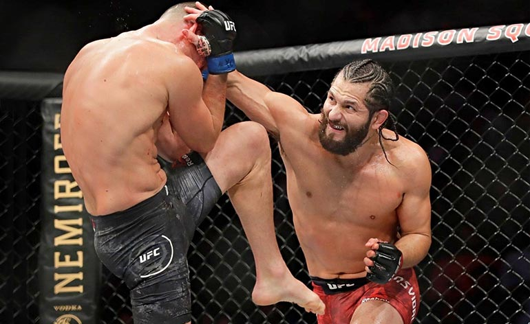 Jorge Masvidal: Top 5 MMA Finishes