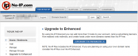 No-IP.com Upgrade to Enhanced