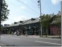 小樽運河 レンガ倉庫