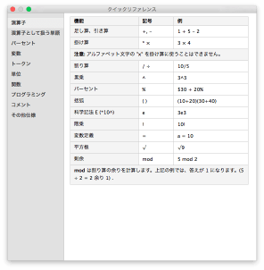 完全に日本語化されてた、Soulverリファレンス