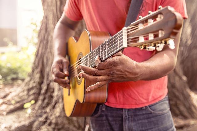 Mengenal Nada Pada Senar Gitar