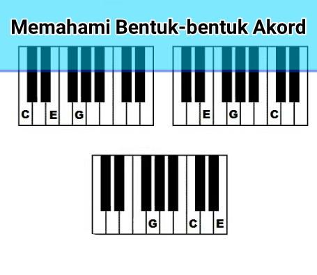 Memahami Bentuk-bentuk Akord