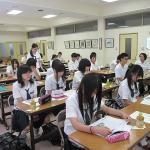 九里学園図書委員会研修旅行