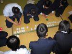 九里学園百人一首クラスマッチ