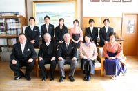九里学園平成24年度卒業式
