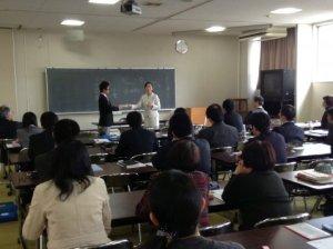 九里学園教職員研修