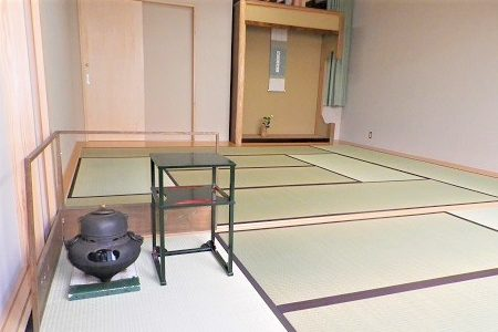九里学園和室(茶道)