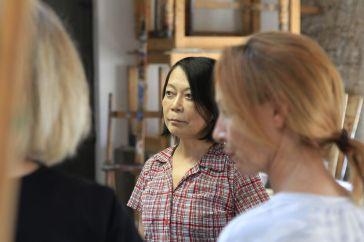 Prof. Leiko Ikemura; Foto: René Vinke