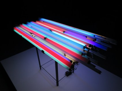 Willem Marijs - Black light table - 2015