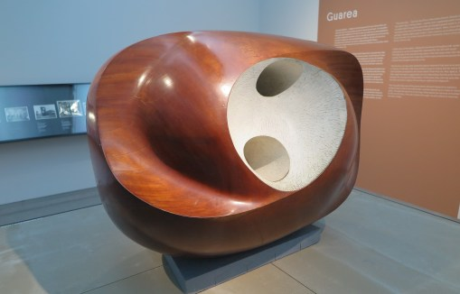 Oval Sculpture - 1955
