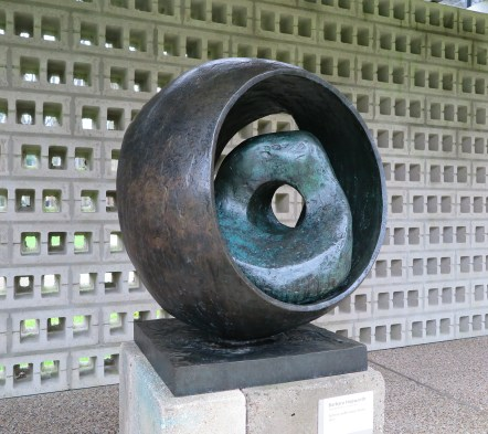 Sphere with inner form - 1963