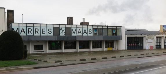Bedrijfspand Marres aan de Maas