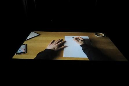 Renan Schultze & Eline Kersten - Weight of a shadow (videostil)