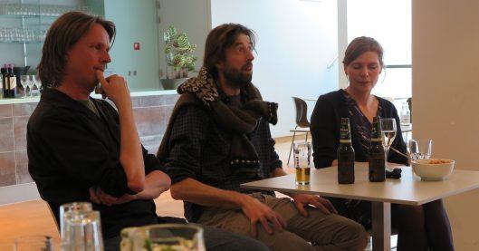 artist talk - Gerco de Ruijter - Zeger Reyers - Pietertje van Splunter