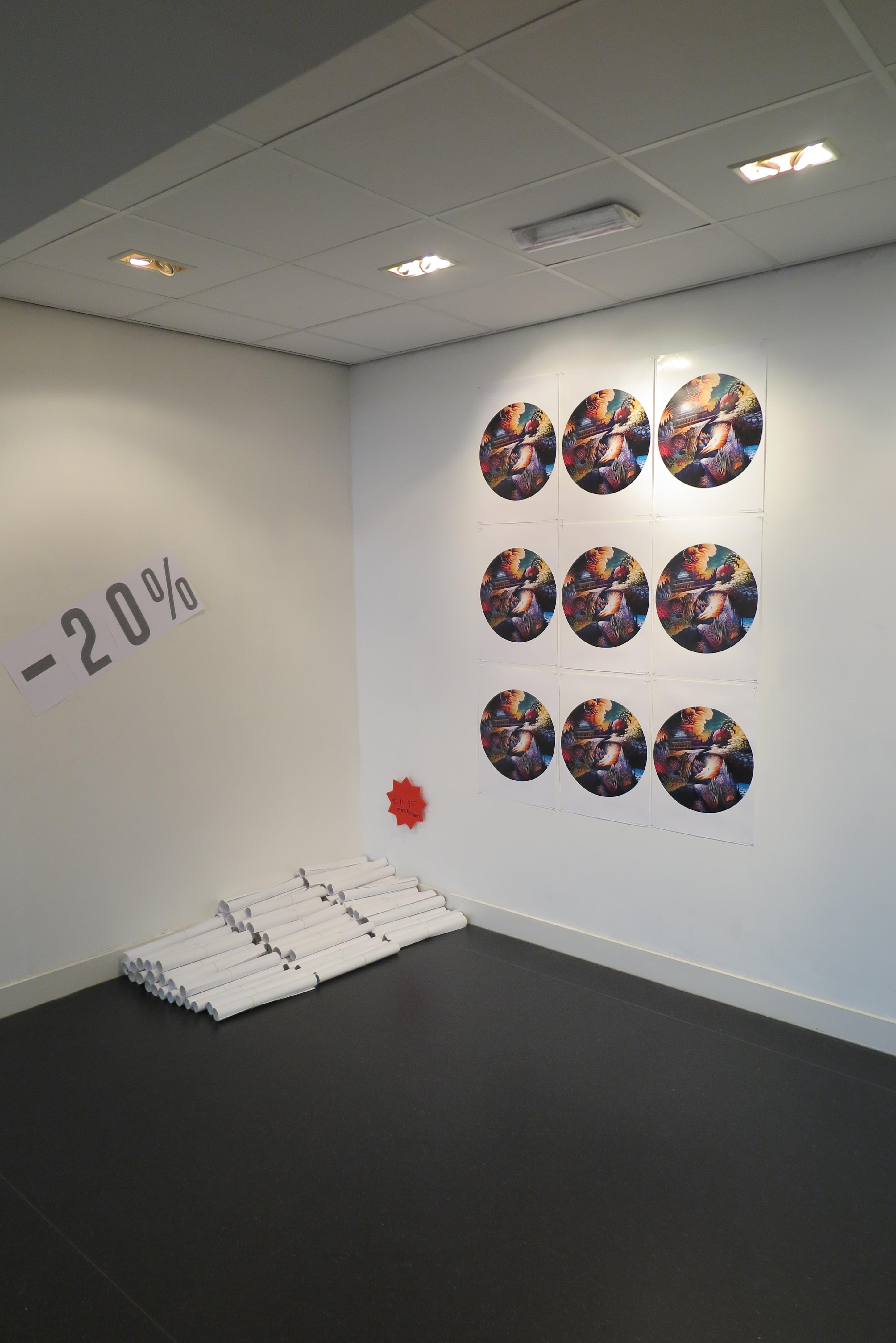 Tom van Dijk - 100 posters