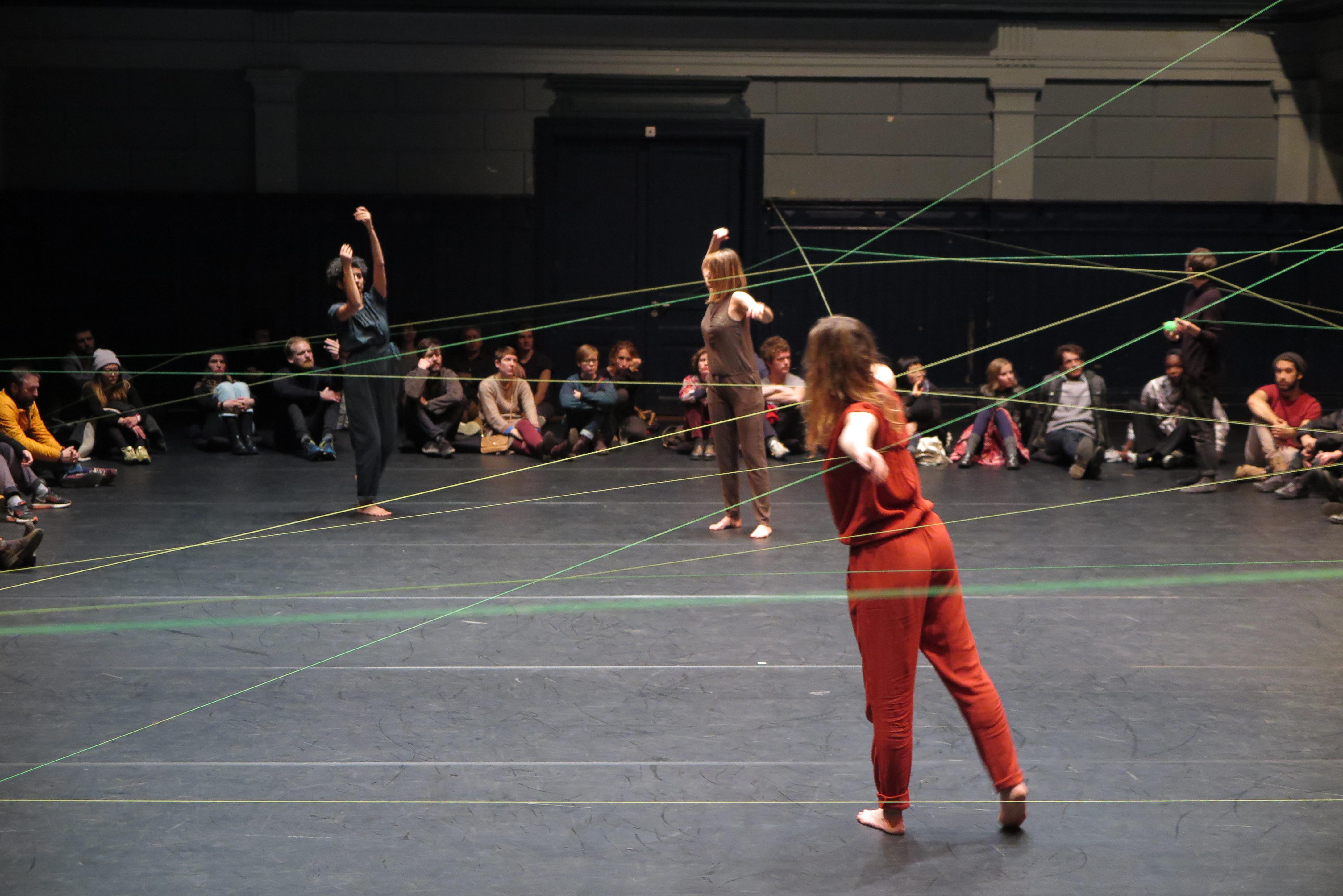 A Mile of Wool - Julia Willms & Andrea Bozic