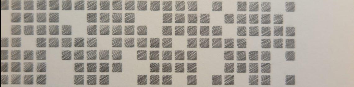 Corine Weve - 100+1 - detail